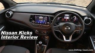 2019 Nissan Kicks in India - Interior Review (Hindi + English)
