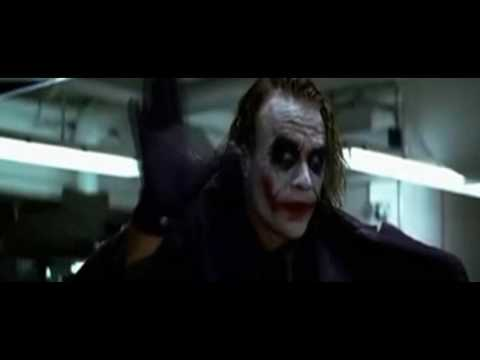 The Joker  (Linkin Park - New Divide) With Lyrics