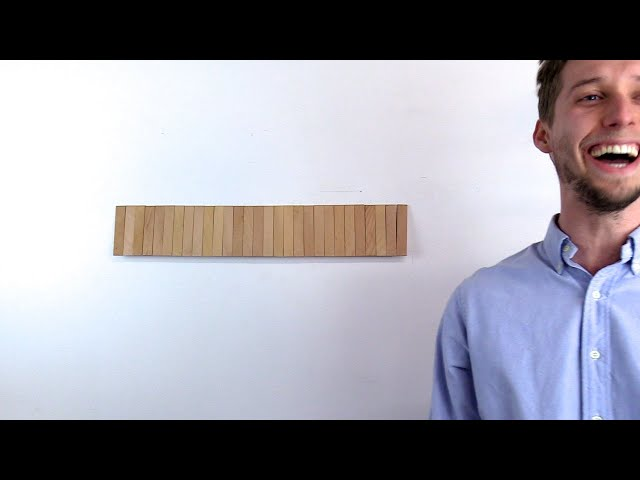 SWITCHBOARD Wall-Mounted Coat Rack with 25 Hooks