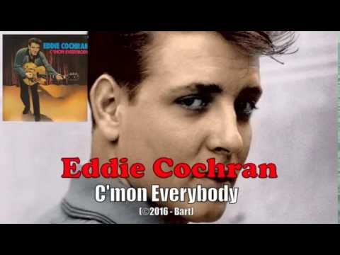 Eddie Cochran - C'mon Everybody (Karaoke)
