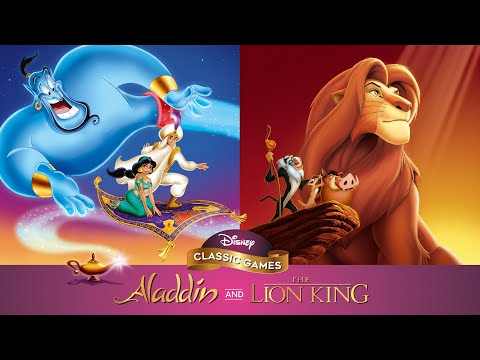 ALADDIN THE REMASTER !!!! is it a WHOLE NEW WORLD to play in? |