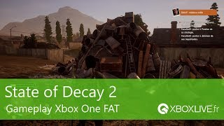 State of Decay 2 - Gameplay Xbox One FAT / S