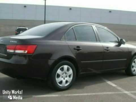 Great MPG! 2006 Hyundai Sonata In Phoenix, AZ   SOLD