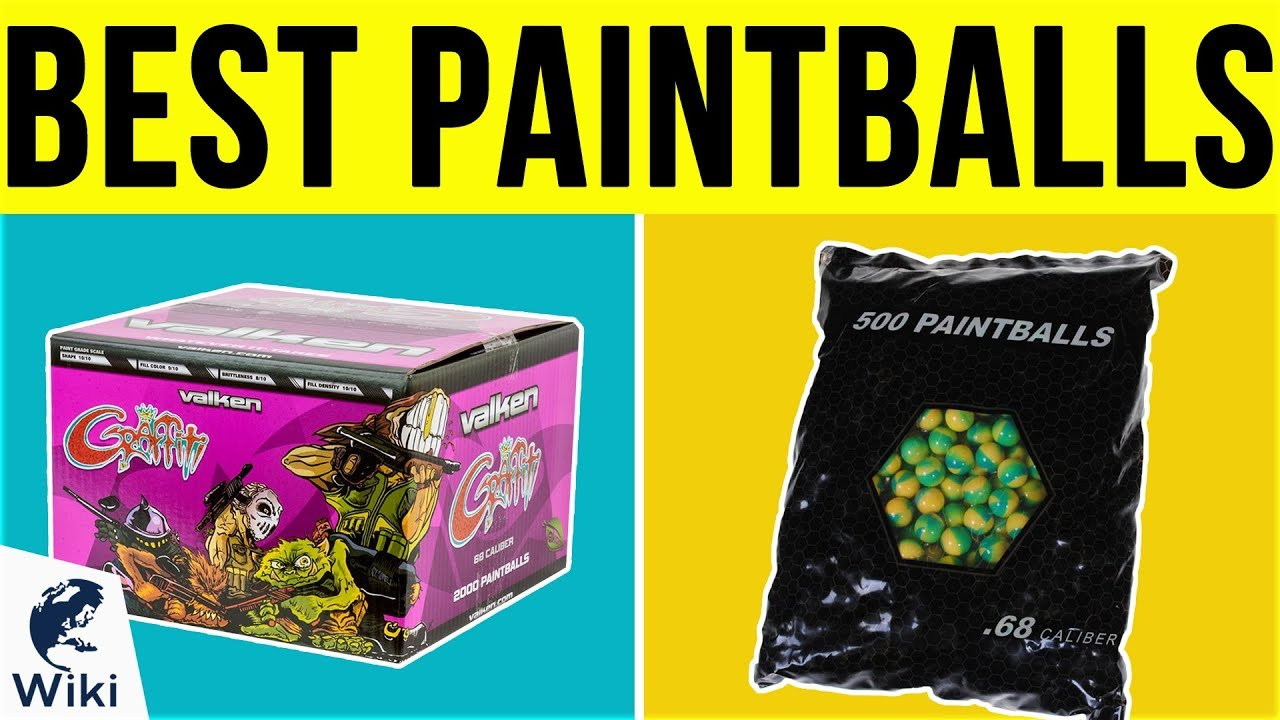 Top 9 Paintballs of 2019 | Video Review