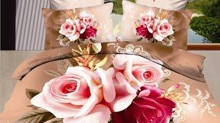Постельное белье 3D сатин на подарок(Постельное белье 3d сатин одна из самых популярных тенденций в мире текстильной моды. Комплект постельного..., 2014-10-11T16:15:59.000Z)