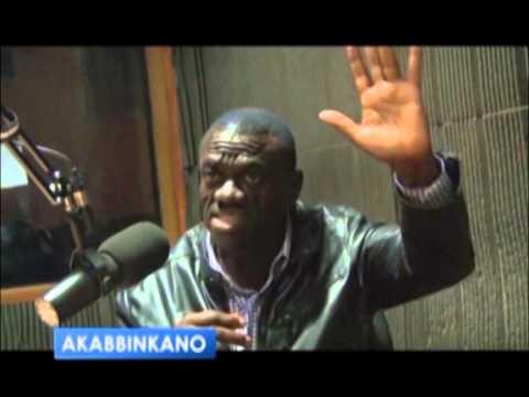 AKABBINKANO-Besigye Luwero
