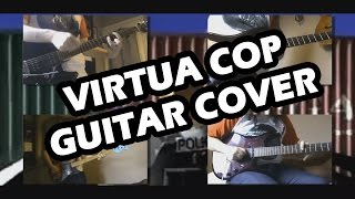 Download Virtua Cop - Intro/Opening Theme Music Guitar Cover - Sega Saturn MP3 song and Music Video