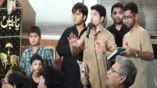 Komail Abbas - Alvida Alvida A Hussain