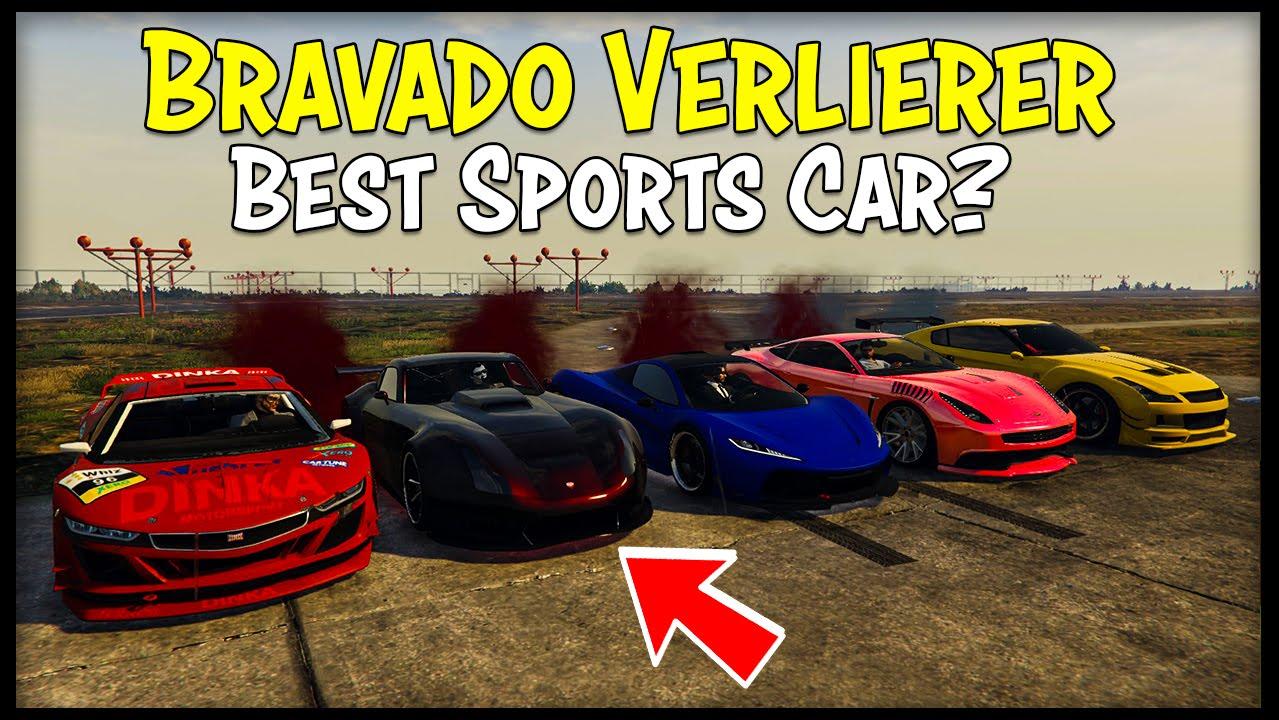 GTA 5 Online BEST SPORTS CAR? Bravado Verlierer Vs Massacro Vs Jester (Is  It Worth The Money?)   YouTube