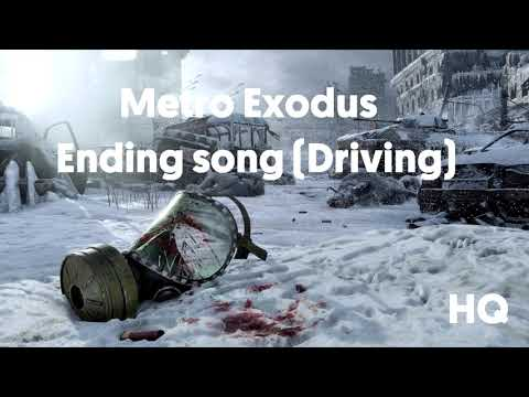 Metro Exodus Ending Song (Driving Song) HQ - Race Against Fate