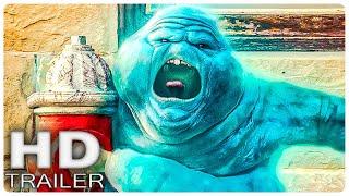 ОХОТНИКИ ЗА ПРИВИДЕНИЯМИ 3 Русский трейлер 3 2021 Пол Радд Билл Мюррей Sci-Fi Movie HD