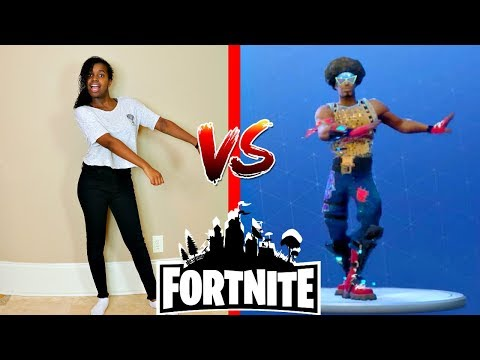 FORTNITE DANCE CONTEST!  Onyx Family