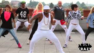 "Daddy Yankee ""Vaiven"" Zumba(R) choreo by Crazy For Fun(R)"