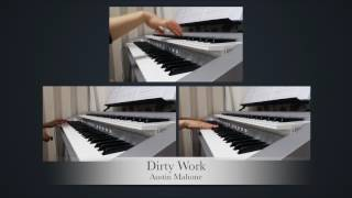 【耳コピ】Dirty Work/Austin Mahone/BLOUSON Chiemi with B