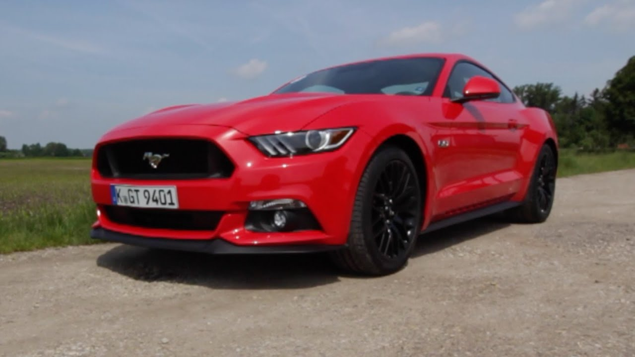 ford mustang gt v8 2015 and ecoboost test drive. Black Bedroom Furniture Sets. Home Design Ideas