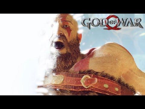 GOD OF WAR - #7: ALÉM DA LUZ (Gameplay em 4K do PS4 Pro)