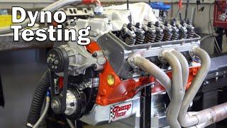 Chevrolet Cylinder Head Dyno Test