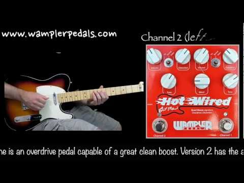 Wampler Hot Wired Version 2