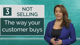 Tips with Sandra Yancey - 4 Common Mistakes in Customer Service