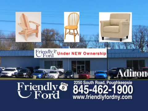 Which Chair Should Friendly Ford In Poughkeepsie Get?