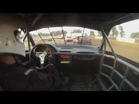 072316 Fayette County Speedway Pro 4 Heat 1 from 412