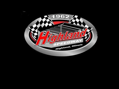 Highland Speedway 8-19-17 season championship night