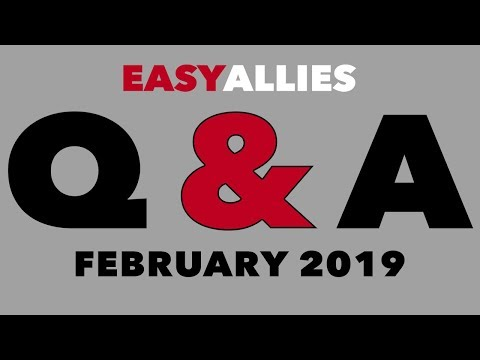 3ac1ecd65af We answer patron questions from patrons! Submit questions or join us live  by becoming a patron at  20 or above at https   www.patreon.com EasyAllies