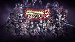 Warriors Orochi 3 OST - Limpid Light