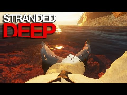 Stranded Deep | Survival Part 3 | TIME TO TRAVEL!!