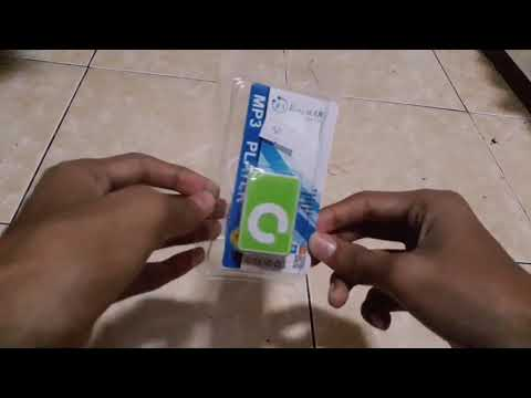 UNBOXING MP3 PLAYER MURAH Worth It?