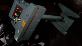 Mesin press plastik Pedal Sealer PFS-300DD