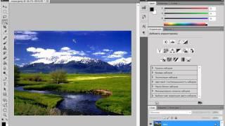 Инструмент «Волшебная палочка» в Adobe PhotoShop CS5 (24/51)