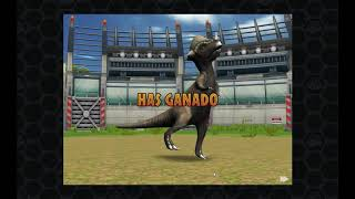 jurassic park builder episodio: 1 el nuevo dinosaurio