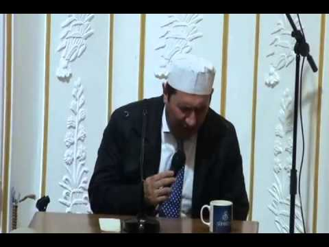A.Serdar Demir - Sümbül Efendi Camii Pazar Programı