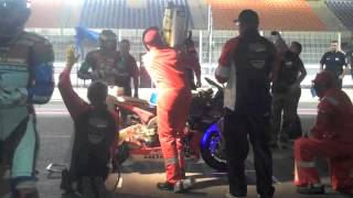 Honda TT Legends - 8-Hours of Doha Pit-Stop