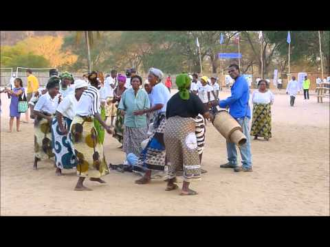 Malawi traditional dances at Lake of Stars 2011