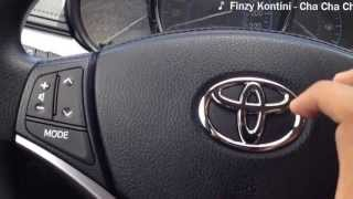 All New Vios Test Drive @ San Fernando Pampanga
