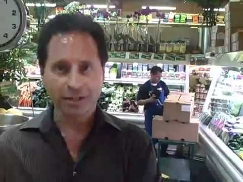Lou Corona talks about Green Veggies Fruit Seeds and Nuts