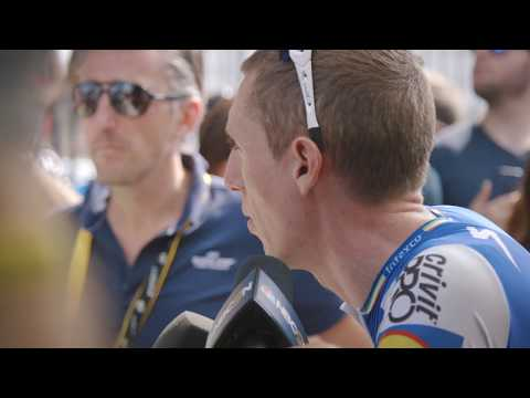 Dan Martin and his love for the Tour de France