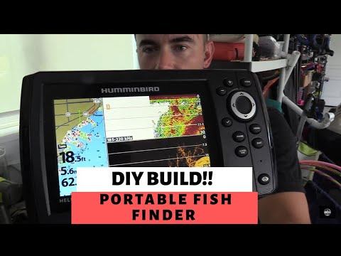 Making Your Fishfinder Portable!