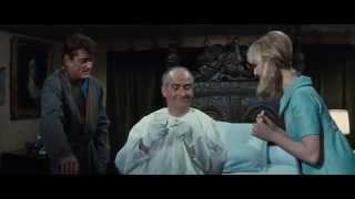 Louis de Funès: Fantômas contre Scotland-Yard (1967) -  Le pendu il est en l'air, il peut pas savoir