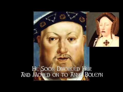 Tudor Face - Explaining the Tudor Dynasty to the tune of Gaga's Pokerface