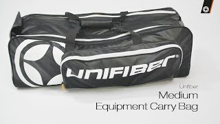 Video: Unifiber Blackline Equipment Carry Bag