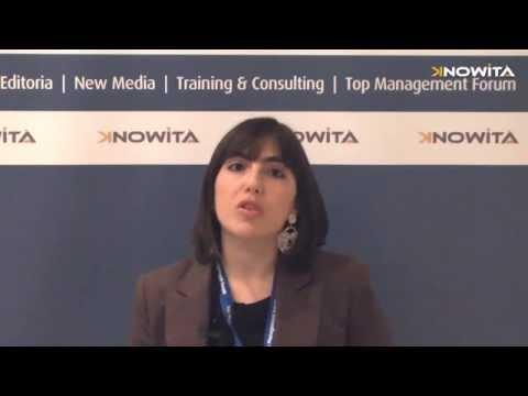 Intervista a Elisa de Portu - Top Management Forum