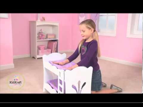 Kidkraft Little Doll Bunk Bed 60130