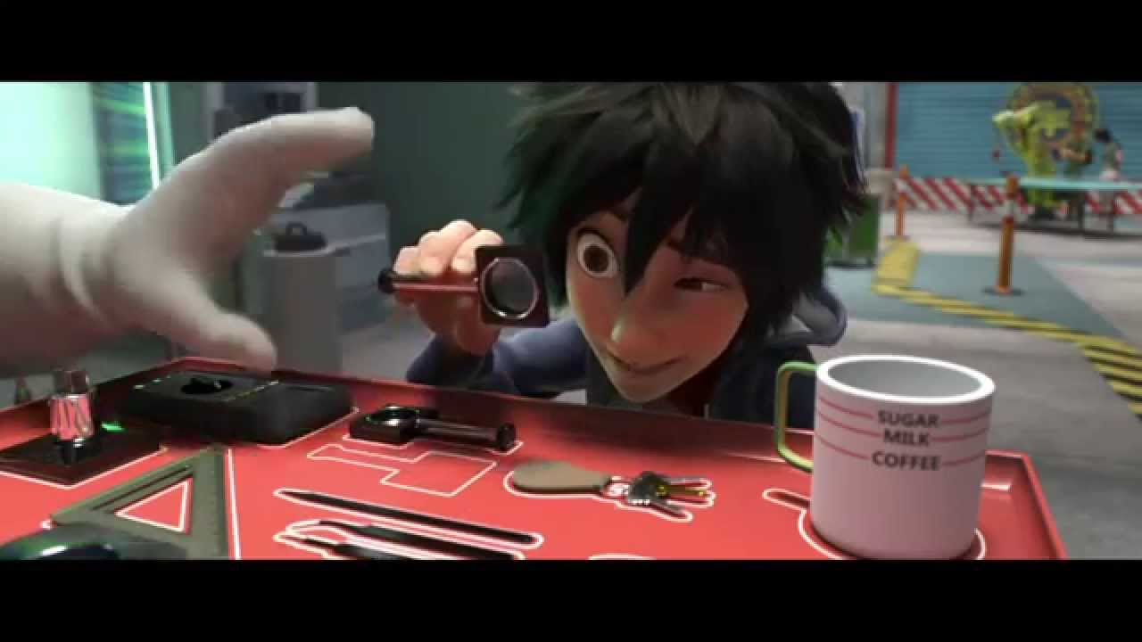 big hero 6 clip meet the team wordpress