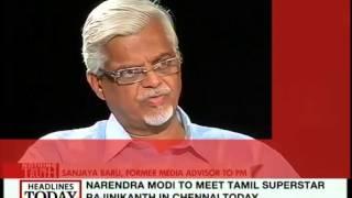 Manmohan Singh was the weakest full-term Prime Minister: Baru