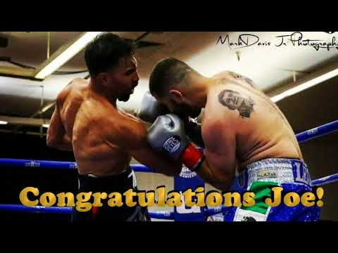 Anderson Landscaping Proudly Sponsors Joe Louie Lopez In Fresno Main Event 559.500.3308