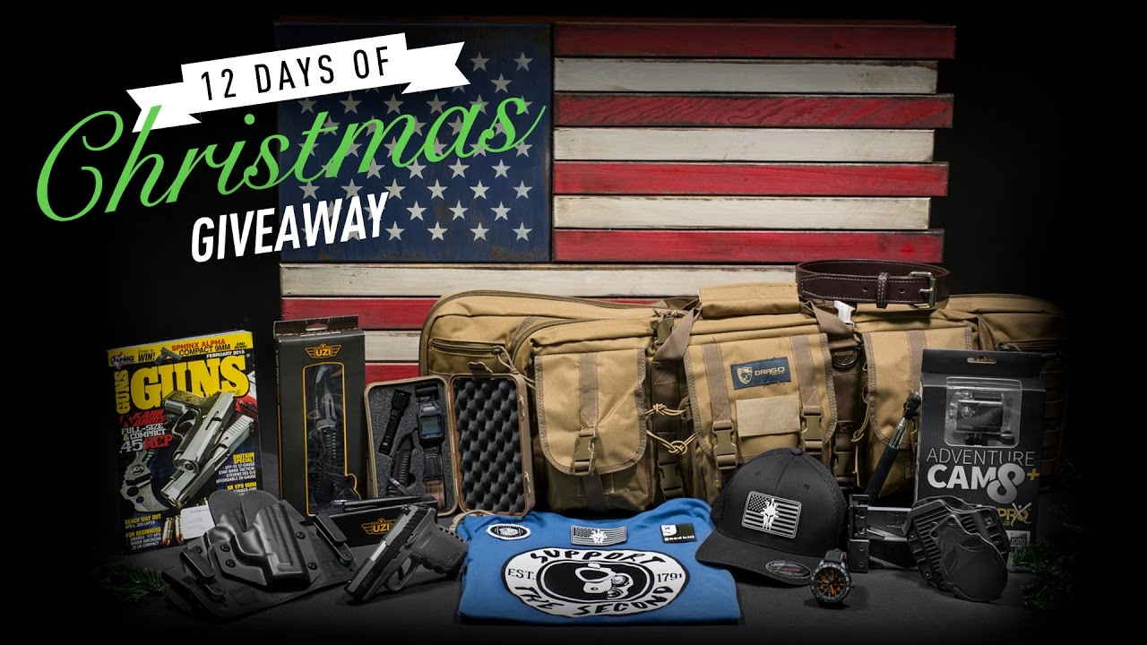 alien gear giveaway concealed carry gifts 12 days of xmas giveaway alien 1733