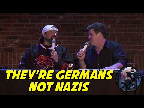 They're Germans Not Nazis